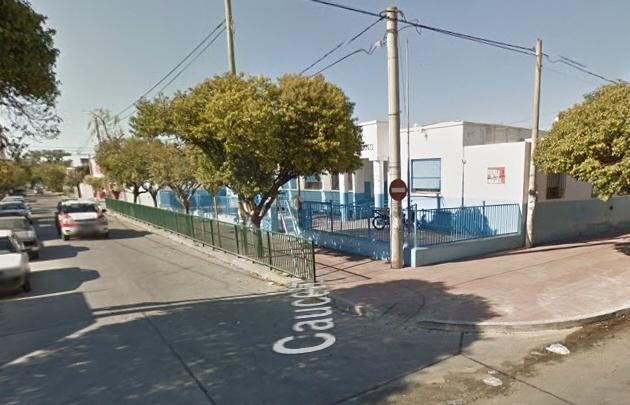 Vándalos atacaron la escuela Víctor Mercante de barrio Empalme.