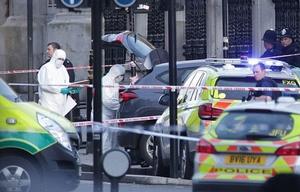Un atentado terrorista sacudió a Gran Bretaña.