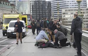 El atentado dejó un saldo de cinco muertos y 20 heridos.