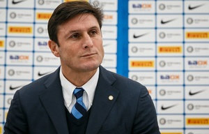 Javier Zanetti presentó en Córdoba un proyecto del Inter para formación de jóvenes.