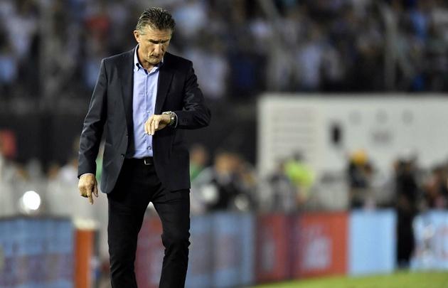 Bauza valoró que, pese a sufrir, Argentina se llevó un triunfo clave.