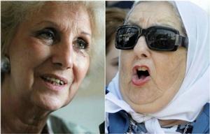 La presidenta de Abuelas le respondió a la titular de Madres de Plaza de Mayo.