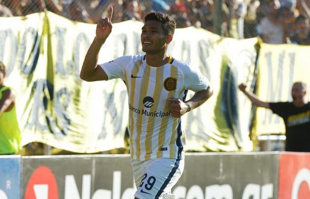 Teo Gutiérrez le dio la victoria al ''Canalla''.