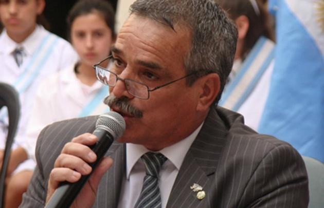 Gustavo Fonseca, concejal de Juntos por Córdoba.