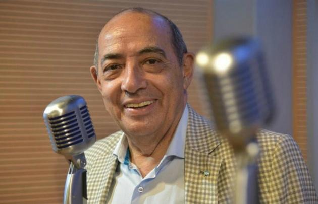 """Mario Pereyra, líder absoluto del dial con """"Juntos""""."""
