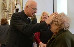 Olivera tuvo un rol clave en el proceso de canonización del Cura Brochero.