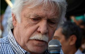 Rubén Daniele se bajó de su candidatura.