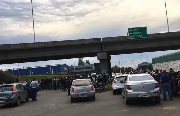 La CGT San Lorenzo decidió levantar las medidas de protestas.