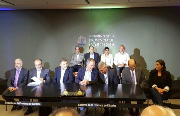 Provincia y Municipio completarán la red cloacal de Villa Carlos Paz