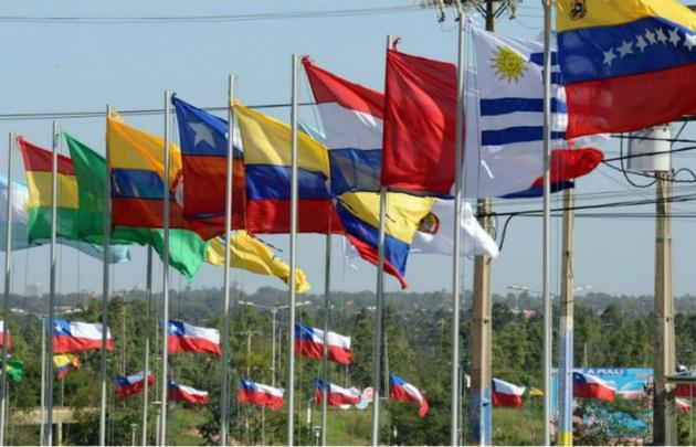 Cumbre de Mercosur por la crisis en Venezuela.
