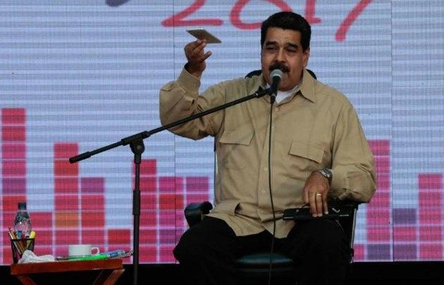 El Gobierno venezolano está en el centro de la mirada mundial (Foto: El Nacional)