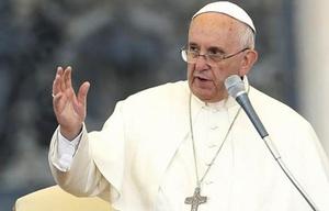 El Pontífice habló ante el plenario de la FAO (Foto: Archivo),