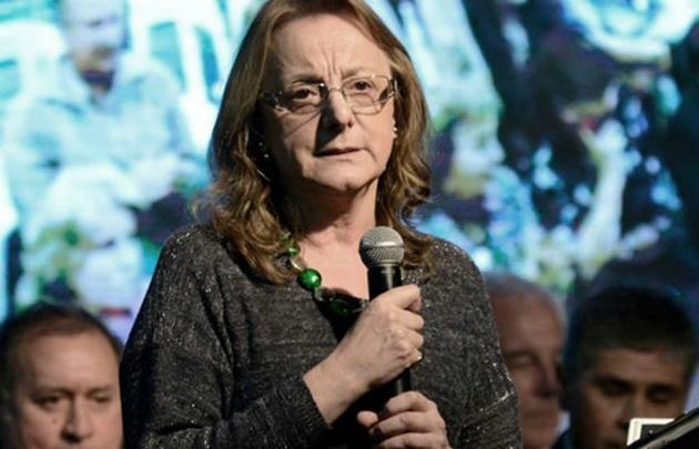 Alicia Kirchner asumió la gobernación en diciembre de 2015.