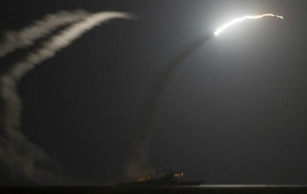 Estados Unidos bombardeó Siria con 59 misiles.