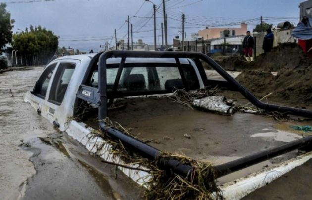 Aún varias familias permanecen evacuadas tras las copiosas lluvias.