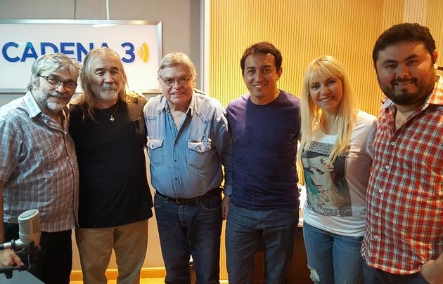 El Dúo Coplanacu y Orellana-Lucca en Viva la Radio.