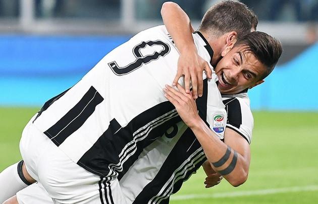 Higuaín y Dybala se ilusionan con la llegada a la final.