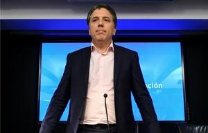 Nicolas Dujovne Ministro de Hacienda
