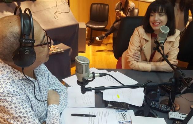 Mercedes Funes habló con Mario Pereyra sobre la quinta temporada de Le Prenom.