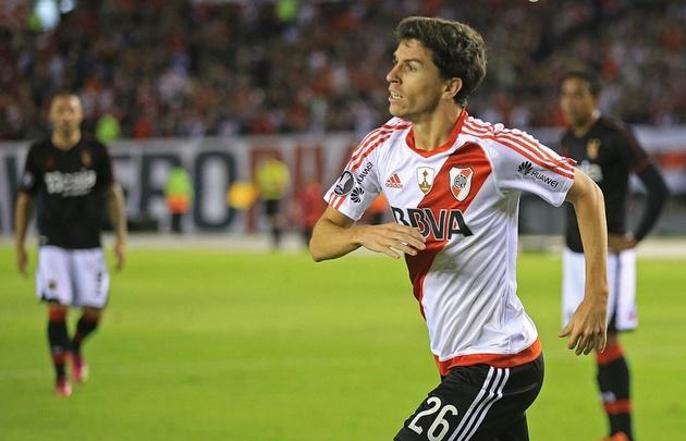 ''Nacho'' Fernández fue clave para el triunfo de River.