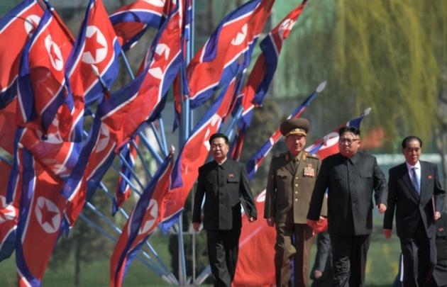 """Corea del Norte está """"preparada y dispuesta"""" para un ensayo nuclear """"inminente""""."""