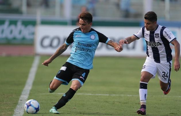 Belgrano y Talleres juegan mañana el clásico cordobés.