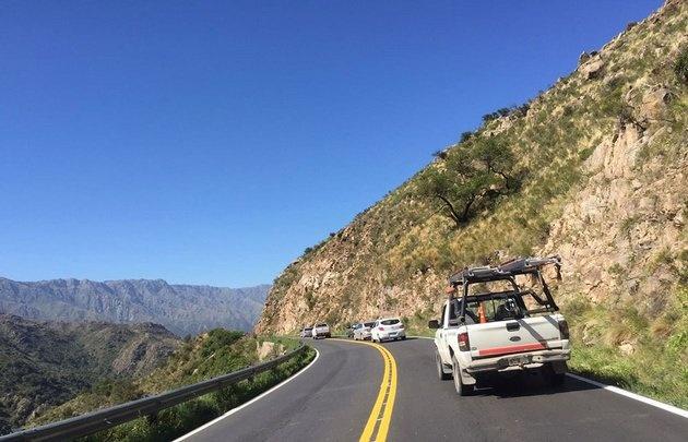 Camino Altas Cumbres