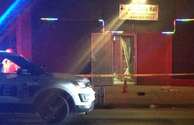 El hecho ocurrió en el club nocturno de Ohio JR Party Hall (Foto La Nación).