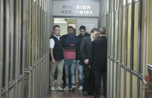 Gómez también está acusado de instigar la muerte de Emanuel Balbo.