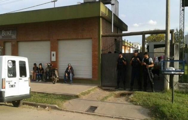 La mujer tenía 49 años y fue identificada como Noemí Alejandra Salvanich.