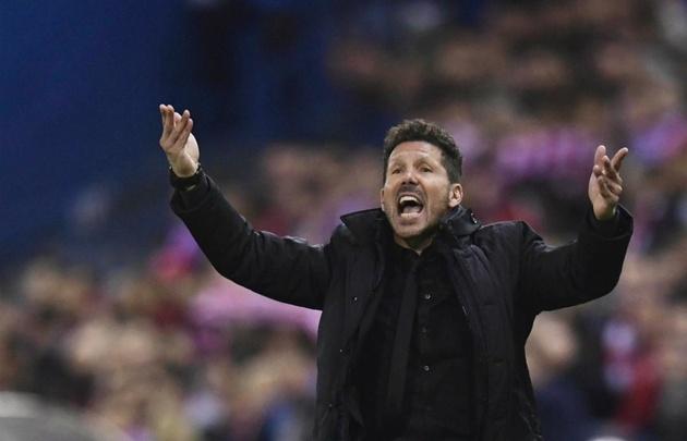 Simeone podría dejar el fútbol español y emigrar el italiano.