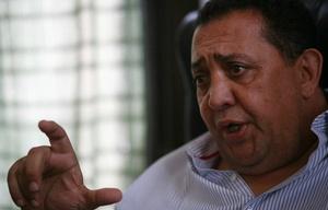 El dirigente advirtió que terminará esta semana preso (Foto: Archivo)