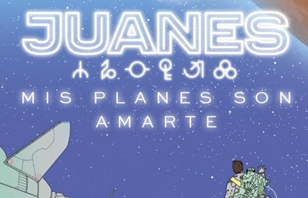 ''Mis Planes son amarte'', el nuevo disco de Juanes.