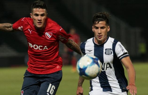 Talleres no pudo con Independiente en el Kempes.