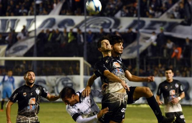 Independiente Rivadavia y Central Córdoba no se sacaron ventajas.