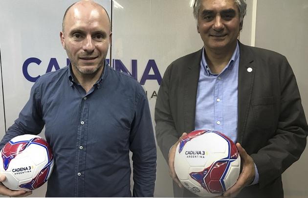Jorge Franceschi y Santiago Montoya son los candidatos a presidente de Belgrano.