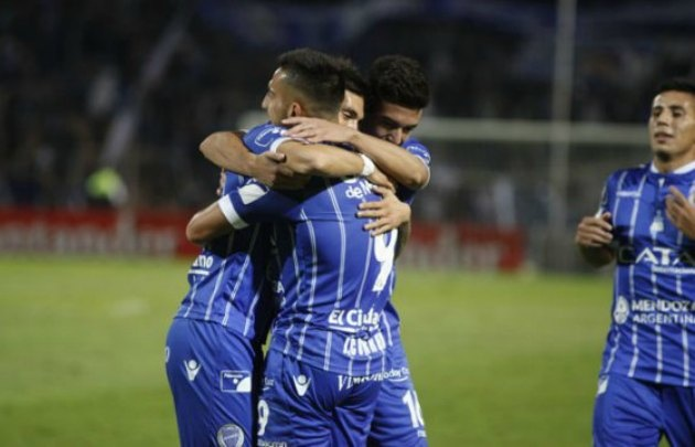 Godoy Cruz venció a Sport Boys, es líder y se abraza a la ilusión de la Libertadores.