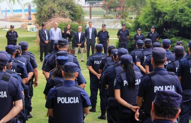La gobernadora Vidal anunció que se harán exámenes toxicológicos en la Bonaerense.