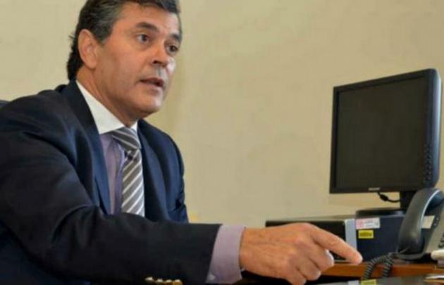 El fiscal Raúl Garzón (Foto: Gentileza Día a Día)