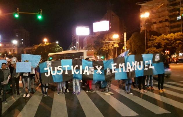 Familiares y amigos de Balbo piden justicia.