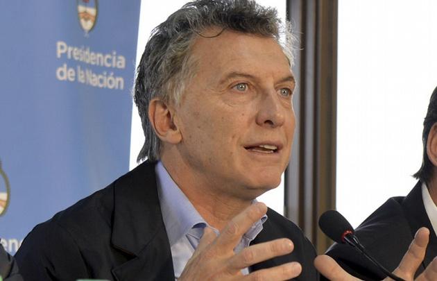Macri dijo que hay un grupo que se resiste a dejar de privilegiar sus intereses.