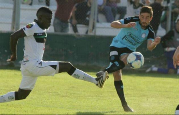 Belgrano vs San Martín (SJ)