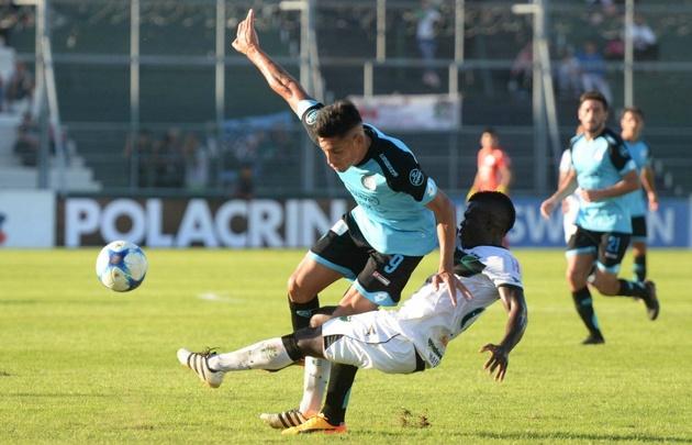 Belgrano tropezó en San Juan ante San Martín.
