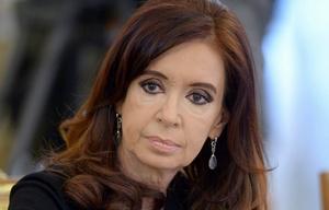 Cristina Kirchner, en el medio del conflicto con la Gobernadora de Santa Cruz.