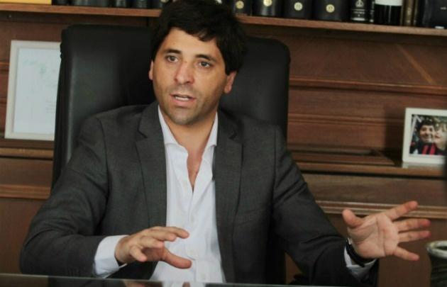 Sebastián García De Luca, viceministro del Interior (Foto: La Razón)