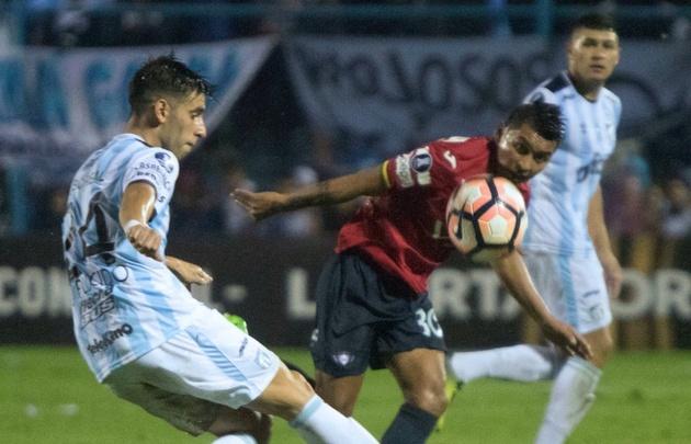 Atlético Tucumán logró un gran triunfo sobre Jorge Wilstermann en la Libertadores.