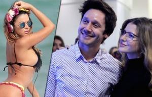 Jelinek abrió la polémica entre la pareja de Vicuña y Suárez.