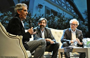 "Chema Forte y Fino Pizzarro presentaron ""Casas Museo de Córdoba""."