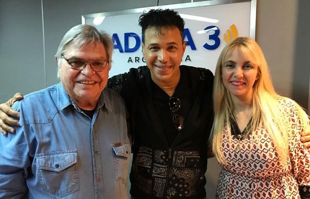 Jean Carlos estuvo en Viva la Radio.