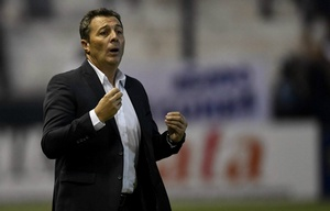 Kudelka lamentó las situaciones de gol perdidas de Talleres.
